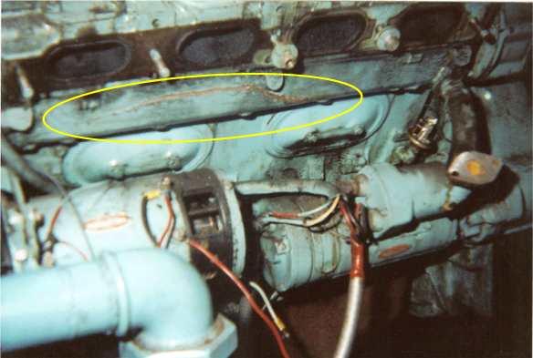 Placement d'antigel concentré moteur VM. (5 litres). Bloc_moteur_104